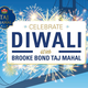 Celebrate Diwali with Brooke Bond Taj Mahal Tea and a spectacular Fireworks show over the San Francisco Bay!