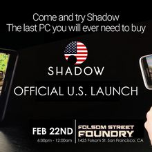 Shadow Launch Gaming Party