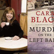 Book Launch with CARA BLACK at Books Inc. Laurel Village