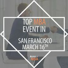 One-to-One MBA Event in San Francisco, 2019