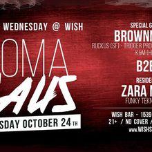 1 Year of Soma Haus w/ brownmaus B2B Zara Mez