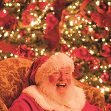 Brunch with Santa at Claremont Club & Spa