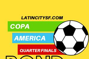 Copa America Quarter-Finals...