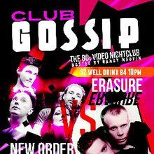 New Order vs Erasure