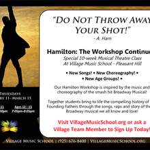 Hamilton: The Workshop II
