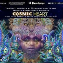 The SF pre-party of Mayan Heart Festival & Cosmic Convergence