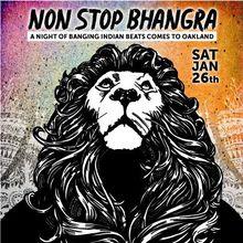 Non Stop Bhangra Comes to Oakland