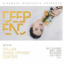 The Deep End: Willa & Tiffany Shiva
