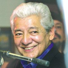 The Pete Escovedo Orchestra featuring Juan and Peter Michael, FLO the Funky Latin Orchestra