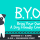 BYOD: A Dog Friendly Comedy Show