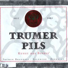 Trumer Pils America's Cup Viewing Party