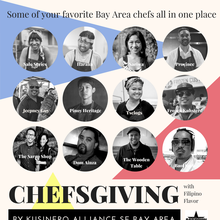 CHEFSGIVING with Kusinero Alliance SF