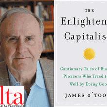 Alta Magazine & Books Inc. Present JAMES O'TOOLE at Laurel Village