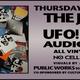 The Jungle Part II • R.A.W / UFO! / AUDIO ANGEL