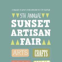 Sunset Artisan Fair