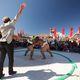 Japantown Sumo Champions Exhibition