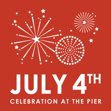July 4th Celebration at The PIER