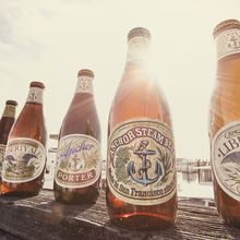 SF Brewing History & Tasting with Anchor Brewing