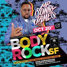 Body Rock w Mr. Sonny James