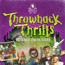 Throwback Thrills : 90's Halloween