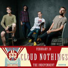 NP 25: Cloud Nothings