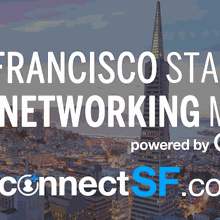 weconnect® SF Startup & Tech Mixer powered by Google