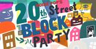 Lineup Announcement: 20th Street Block Party, Free Neighborhood Celebration in the Mission