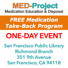 MED-Project Medication Take-Back Event – Free