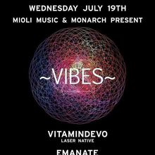 Mioli Music Presents: ~Vibes (Release Party!)