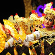 Yerba Buena Gardens Festival Presents Gamelan Sekar Jaya