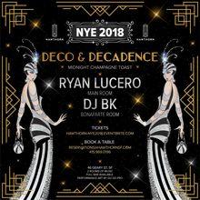 Hawthorn NYE 2018: Deco & Decadence