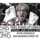 Lord Of The Zings - Free Open Mic Happy Hour Stand-Up