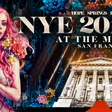 NYE 2018 at the Mint