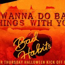 10.26 LGBTQ Bad Habits Thursday Halloween Party Brunos | Free Shots