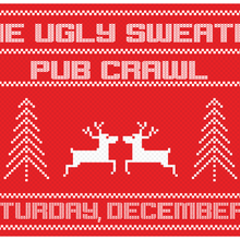 SweaterCon: The San Francisco Ugly Sweater Pub Crawl
