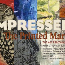 Impressed: The Printed Mark