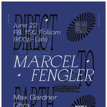 Direct to earth with Marcel Fengler