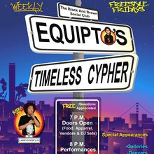 Equipto's Timeless Cypher