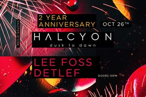 Halcyon 2 Year Anniversary ...