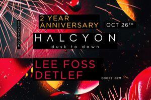 Halcyon 2 Year Anniversary ...