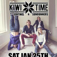Kiwi Time, Sentinel, & Sunrunners