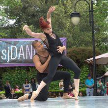 sjDANCEco Festival at Santana Row