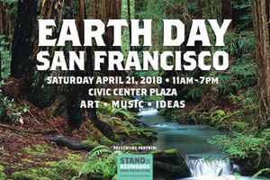 Earth Day San Francisco 201...