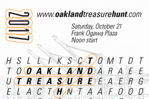 Oakland Treasure Hunt