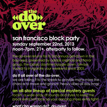 The Do- Over SF Block Party