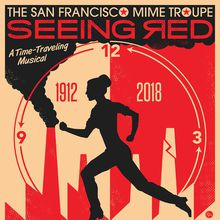 Seeing Red: A Time-Traveling Musical