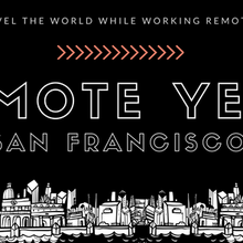 Remote Year Coffee & Convo - San Francisco