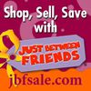 Just Between Friends Children's & Maternity Consignment Sale Event image