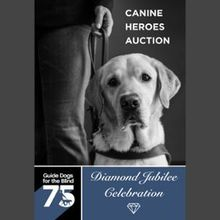 Canine Heroes Diamond Jubilee Auction To Benefit Guide Dogs For The Blind