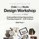 Crate and Barrel x Modsy Design Workshop